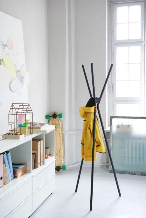 sedus butler standgarderobe go 400. Black Bedroom Furniture Sets. Home Design Ideas