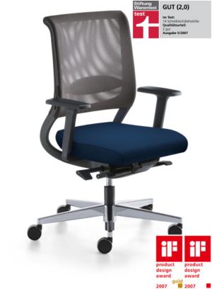 Bürostuhl Sedus Netwin Nw 100 Wwwbueroausstattung Shop24de