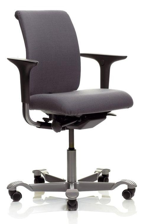b rostuhl hag h05 5300 mit vorderseitig gepolsterter. Black Bedroom Furniture Sets. Home Design Ideas