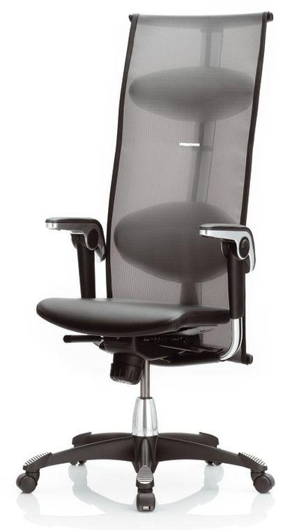 b rostuhl hag h09 inspiration 9230 mit hoher r ckenlehne. Black Bedroom Furniture Sets. Home Design Ideas