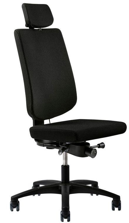 b rostuhl rbm 627 mit kopfst tze. Black Bedroom Furniture Sets. Home Design Ideas