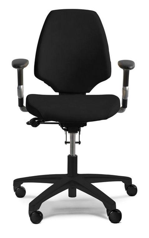 b rostuhl rh activ 222 mit gro em sitz und hohem. Black Bedroom Furniture Sets. Home Design Ideas