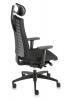 Bürostuhl SITAG Sitagpoint mit integriertem Schiebesitz für eine verlängerte Sitzfläche