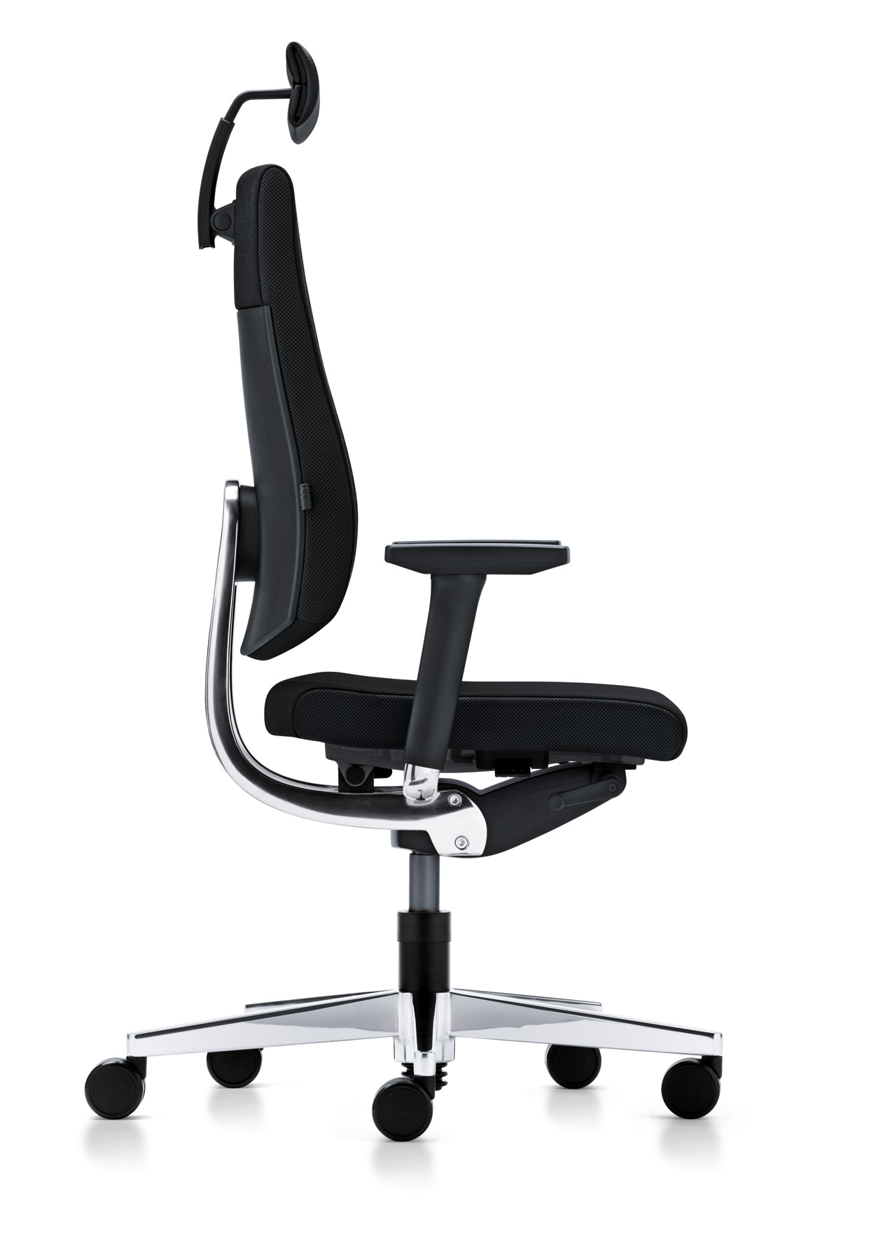 B rostuhl r ckenlehne smartpersoneelsdossier - Burostuhl ergonomisch test ...