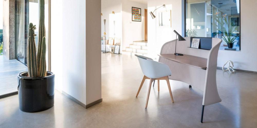 Besucherstuhl sedus on spot holzausf hrung gepolstert for Deko shop 24