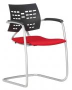 Freischwinger HAWORTH Comforto 3951 - Sitz gepolstert